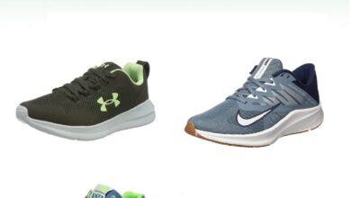 Photo of Chollos en tallas sueltas de zapatillas New Balance, Under Armour, Nike o Adidas en Amazon