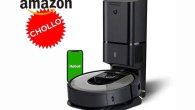 Photo of El robot aspirador que se vacía sólo está más barato todavía en los Roomba Days de Amazon: Roomba i7+ por 689 euros