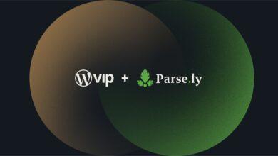 Photo of Los propietarios de WordPress acaban de adquirir Parse.ly, uno de los gigantes del sector de la analítica web