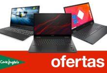 Photo of Ofertas en portátiles en El Corte Inglés: 15 modelos de ASUS y HP con descuentos de hasta 500 euros