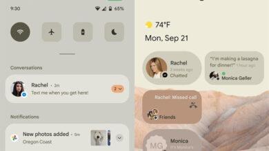 Photo of Así será el radical cambio de diseño de Android 12, según las primeras filtraciones