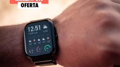 Photo of El popular Amazfit GTS, un reloj inteligente con GPS y una autonomía brutal, en oferta por San Valentín: llévatelo por 84 euros