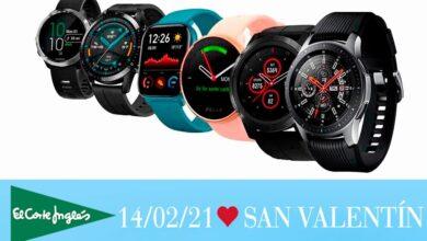 Photo of 11 relojes inteligentes y pulseras deportivas rebajados en El Corte Inglés para regalar en San Valentín