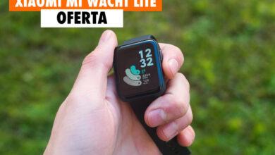 Photo of Mi Watch Lite por 44,95 euros: consigue el nuevo reloj de Xiaomi más barato durante las ofertas de San Valentín de Plaza