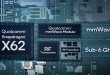 Photo of Qualcomm Snapdragon X62, un nuevo módem 5G con hasta 4,4Gbps de descarga y Android como destino