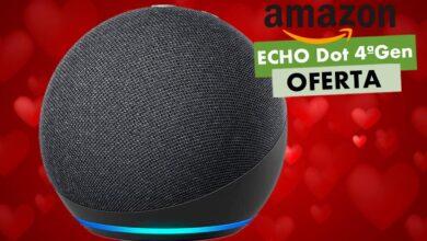 Photo of Regalar Alexa por San Valentín sólo cuesta 39,99 euros con el nuevo Echo Dot de 4ª generación de Amazon
