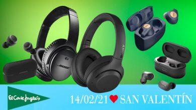Photo of Regalar unos auriculares este San Valentín te saldrá más barato con estas ofertas de El Corte Inglés
