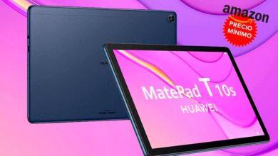 Photo of De nuevo a precio mínimo en Amazon: la tableta económica Huawei MatePad T 10s más económica todavía por 169 euros