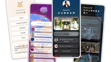 Photo of Beacons, una gran alternativa a Linktree con numerosas opciones de personalización en su plan gratuito