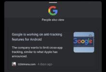 Photo of La app de Google prueba a sugerirte más artículos que ver en su navegador integrado