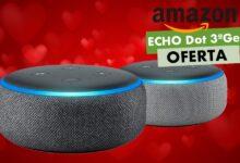 Photo of Todavía puedes comprar el Echo Dot de 3ª generación más barato: Amazon lo tiene rebajado a 34,99 euros por San Valentín