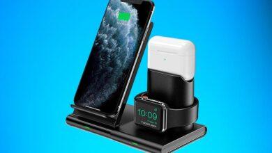 Photo of Que no se te escape esta vez. Sólo hoy, la base de carga para iPhone, Apple Watch y AirPods de Seneo vuelve a estar por debajo de los 20 euros en Amazon