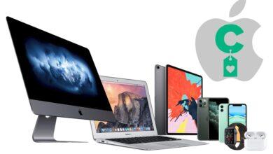 Photo of Las ofertas de la semana en dispositivos Apple: los nuevos iPhone 12, el Apple Watch Series 6 o los Macbook Pro con procesador M1 a precios de locura