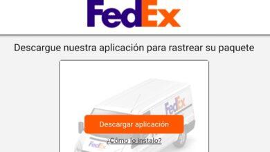 """Photo of """"FedEx: Tu envio esta por llegar, rastrealo aqui"""": así es la nueva estafa SMS que se hace con nuestros datos en Android"""