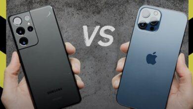 Photo of El iPhone 12 Pro Max gana al Samsung Galaxy S21 en un test de caídas