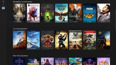 Photo of Así se ve xCloud en el navegador: el servicio de videojuegos en la nube de Microsoft que llegará esta primavera con Xbox Game Pass