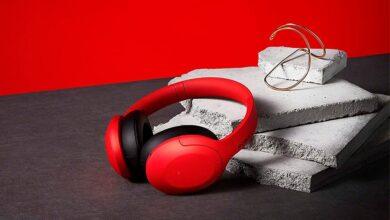 Photo of Si tu color es el rojo y buscas auriculares de diadema con cancelación de ruido, tienes los Sony WH-H910N a precio de chollo en Amazon por 160 euros