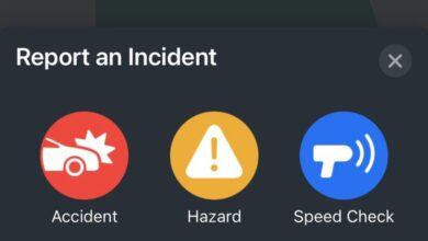 Photo of Los mapas de Apple informarán de accidentes, atascos e incluso radares en futuras versiones de iOS
