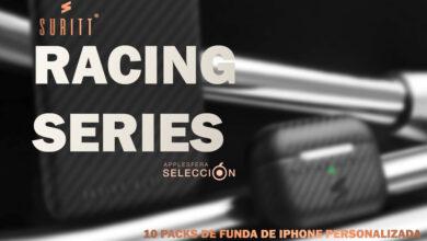 Photo of Participa y gana uno de los 10 packs de fundas Racing Series para iPhone personalizadas con tu nombre y AirPods de Suritt