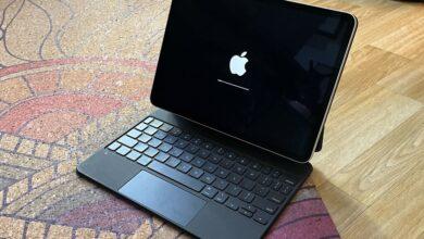 Photo of ¿Back to the Mac? El iPad cambia la orientación del logo al actualizar o encenderse con la beta de iPadOS 14.5