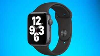 Photo of Este fin de semana en El Corte Inglés, el Apple Watch SE cuesta 20 euros menos y hay un montón de opciones para elegir