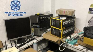 Photo of La Policía cierra una red de IPTV que estiman que ganaba un millón de euros al año
