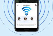 Photo of Cómo compartir tu clave WiFi a distancia con otros teléfonos cercanos en Android 12
