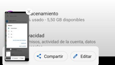 Photo of Android 12 mejora las capturas de pantalla: llegan las capturas con desplazamiento y otros cambios