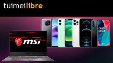 Photo of Smartphones de Apple, Xiaomi y OPPO o portátiles MSI a precios superrebajados en las ofertas de la semana de tuimeilibre