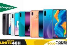 Photo of Límite 48 Horas en El Corte Inglés: estos 17 smartphones de Samsung, Xiaomi, OPPO o LG te salen más baratos este fin de semana