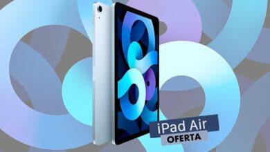Photo of Estrena iPad Air de 64 GB WiFi+LTE por 141 euros menos: Amazon iguala oferta de MediaMarkt y te lo deja por menos de 650 euros