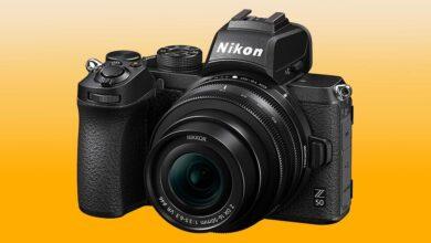 Photo of Amazon tiene superrebajada la sin espejo Nikon Z50 con objetivo 16-50mm. Llévatela por 679 euros