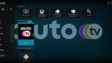 Photo of Cómo ver Pluto TV en Kodi para disfrutar de series y películas gratis sin registro