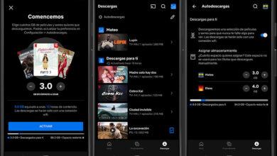 Photo of Netflix lanza 'Descargas para ti': así se configura la nueva autodescarga de series y películas basadas en tus gustos
