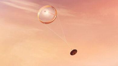 Photo of El paracaídas de Perseverance llevaba a Marte un mensaje oculto que han desvelado en Twitter gracias a saber Python