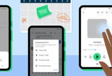 Photo of Tema oscuro en Google Maps, verificación de contraseñas, nuevo TalkBack y otras novedades que llegan a tu Android