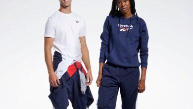 Photo of 20% de descuento en camisetas, sudaderas y pantalones de chándal Reebok utilizando el cupón de descuento SAVE20