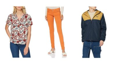 Photo of Chollos en tallas sueltas de camisetas, chaquetas y vestidos  Pepe Jeans, Superdry o Jack & Jones a la venta en Amazon