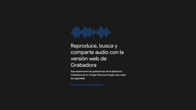 Photo of La Grabadora de Google estrena versión web y pronto hará copia de seguridad de las grabaciones