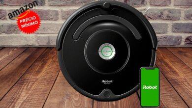 Photo of Más barato que nunca: Amazon tiene esta semana el básico Roomba 671 por sólo 179 euros
