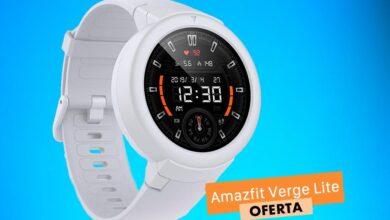 Photo of Enorme autonomía a precio minúsculo: el reloj deportivo Amazfit Verge Lite sólo cuesta 50 euros en Amazon con este cupón