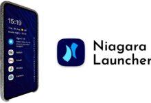 Photo of El minimalismo hecho launcher sale de beta: Niagara Launcher estable ya disponible en Google Play