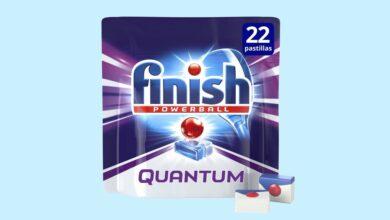 Photo of Las pastillas para lavavajillas más vendidas de Amazon son estas Finish Quantum y hoy te las llevas con un 30% de descuento