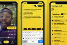 Photo of Facebook lanza una app para raperos al estilo TikTok