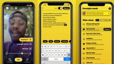 Photo of Facebook lanza una app para raperos al estilo TikTok