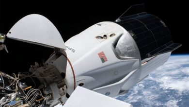 Photo of La Crew Dragon Resilience establece un nuevo récord de permanencia en el espacio para una cápsula estadounidense