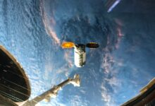 Photo of La cápsula de carga Cygnus 15 «S.S. Katherine Johnson» ya está en la Estación Espacial Internacional