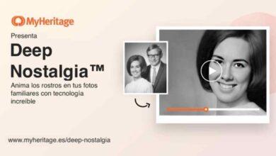 Photo of Así es la nueva función de MyHeritage que permite dar vida a fotos antiguas