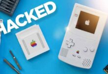 Photo of Personalizan una GameBoy Color para convertirlo en mando a distancia para Apple TV