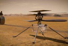 Photo of El helicóptero Ingenuity también ha llegado a Marte en perfecto estado